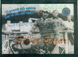 CASTEL D´ARIO-TARGHETTE ROSSE-MARCOFILIA-50° MORTE DI TAZIO NUVOLARI - Grand Prix / F1