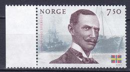 Norway 2005 Mi. 1535   7.50 Kr Haakon VII. König Von Norwegen MNG (*) - Norwegen