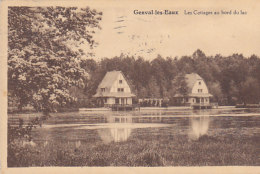 Genval-les-Eaux - Les Cottages Au Bord Du Lac (Edition Yvonnes Casterman, 1925) - Rixensart