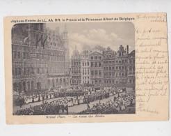 BRUXELLES JOYEUSE ENTREE PRINCE ET PRINCESSE ALBERT DE BELGIQUE - Manifestations