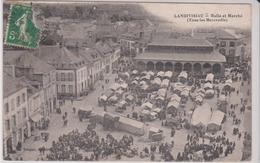 BA (29)  LANDIVISIAU . Halle Et Marché (Tous Les Mercredis) - Landivisiau