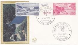 F.D.C. - FILAGRANO 1981 - Lavoro Italiano Nel Mondo (40111) - 6. 1946-.. Repubblica