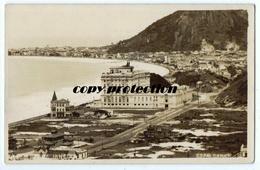 Rio De Janeiro Copacabana, Alte Foto Postkarte 1928 - Copacabana