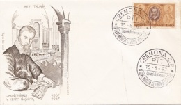 FDC  FILAGRANO -   MONTEVERDI - Del   15 Maggio 1967  (40111) - 6. 1946-.. Repubblica