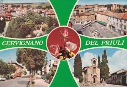 CERVIGNANO Del FRIULI (Udine) - F/G  Colore  (130812) - Andere Steden