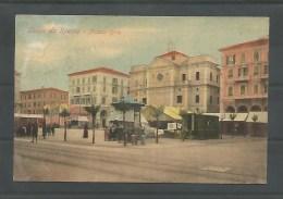 Saluti Da Spezia - Piazza Brin 1911 - Souvenir De...
