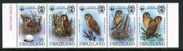 1982 - SWAZILAND - Catg.. Mi. 398/402 - NH - (AD85348.SI50.26) - Swaziland (1968-...)