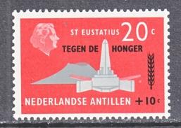 Netherlands Antilles  B 58    **   F A O - Tegen De Honger