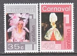 Netherlands Antilles  389-90    **     CARNIVAL - Carnival