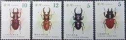 Taiwan, 2008, Stag Beetles, MNH