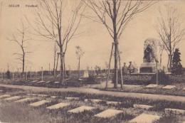 Séclin Friedhof Cimetière Feldpost - Seclin