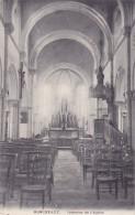 Moncheaux Intérieur De L' Eglise Feldpost - France