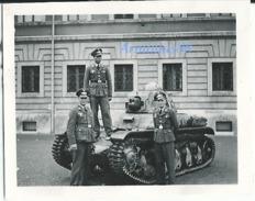 Campagne De France 1940 - Char Léger Français - Renault R35 - Krieg, Militär