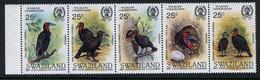 1985 - SWAZILAND - Catg.. Mi. 480/484 - NH - (AD85348.SI50.27) - Swaziland (1968-...)