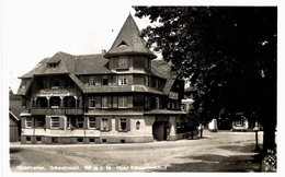 Allemagne - Hinterzarten Hotel Schwarzwaldhof - Hinterzarten