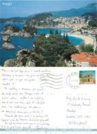 Parga, Greece Postcard Posted 1996 Stamp - Greece