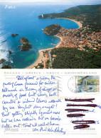 Parga, Greece Postcard Posted 2009 Stamp - Greece