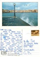 Chania, Crete, Greece Postcard Posted 1984 Stamp - Grecia