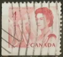 CANADA 1967. I Centenario De Canada. Isabel II. USADO - USED. - 1952-.... Reinado De Elizabeth II