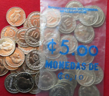 El Salvador 10 Centavos 1977 UNC - El Salvador