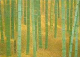 Higashiyama Kaii, Art Painting Postcard Unposted - Paintings