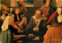 Lucas Van Leyden, Art Painting Postcard Unposted - Schilderijen