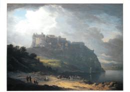 Alexander Nasmyth, Edinburgh Castle, Art Painting Postcard Unposted - Pittura & Quadri