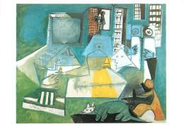 Pablo Picasso, Art Painting Postcard Unposted - Peintures & Tableaux