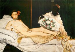 Edouard Manet, Art Painting Postcard Unposted - Malerei & Gemälde