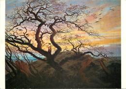 Caspar David Friedrich, Art Painting Postcard Unposted - Malerei & Gemälde