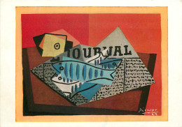 Pablo Picasso, Art Painting Postcard Unposted - Paintings