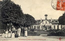 94 FONTENAY Sous BOIS Hospice Intercommunal  FF FLEURY Très Animée - Fontenay Sous Bois