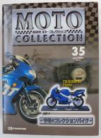 Triumph TT600  1/18     ( DeAgostini/Maisto ) - Motos