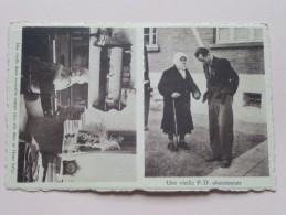 Une Vieille P. D. Abandonnée / Home Belge - Anno 19?? Tél 134.81 HUY ( Details Zie Foto´s ) ! - Santé