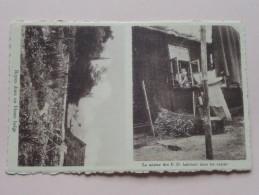 La Misère Des P. D. Habitant Dans Les Camps / Repos Dans Un Home  - Anno 19?? Tél 134.81 HUY ( Details Zie Foto´s ) ! - Santé