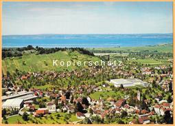 CH - Thal B. Rorschach SG - Flugaufnahme Mit Steinerner Tisch U. Bodensee - SG St. Gall
