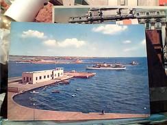 TRAPANI MOLO SANITA NAVE  SHIP  FERRY  VB1961   FV8765 - Trapani