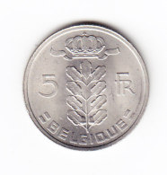 COINS BELGIUM MORIN CAT N° 521 SUP++    1948 .     (B34) - 03. 5 Francs