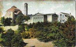Art Museum And Art School, Cincinnati  OH - Cincinnati