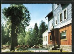AK Netphen-Lahnhof, Gasthaus Heinrich - Sin Clasificación