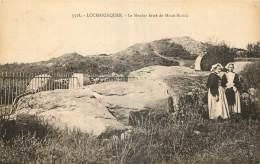 56 - LOCMARIAQUER - LE MENHIR BRISE DE  MANE-HOËRK - Laurent-Nel. - 3528 - Locmariaquer