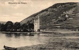 ALLEMAGNE - MAUSETURM BEI BINGEN - Allemagne
