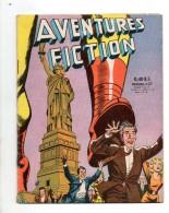 Aventure Fiction. 4 Numeros. N°21,27,28,18. - Aventures Fiction