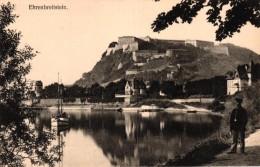 ALLEMAGNE - EHRENBREITSTEIN - Allemagne