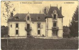 Carte Postale Ancienne De PASSAIS -Bellefontaine - France