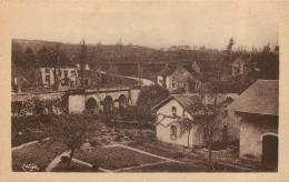 FELLETIN - Pont Des Malades Et Abattoir. - Felletin