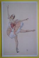 9144 Soviet Ballet. N.Dudinskaya - Théâtre
