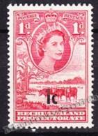 Bechuanaland  1960 Yvert 108a, 75th Anniversary Of Protectorate - MNH - Bechuanaland (...-1966)