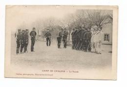 51. Camp De Chalons. 6e Escadron Du Train. La Parade - Camp De Châlons - Mourmelon