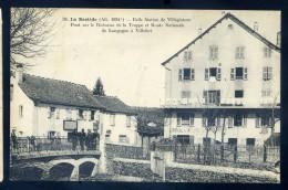 Cpa Du 48  La Bastide -- Belle Station De Villégiature Pont Ruisseau , Route Nationale De Langogne à Villefort  JIP98 - Autres Communes